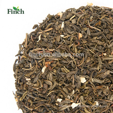 Finch High Quality Jasmine Flavor Scented Green Tea Third Grade