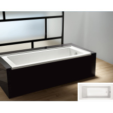2015 New Style carrelage encastrable Drop-in baignoire en acrylique