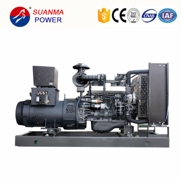 Generator Daya 250kw Turbocharged