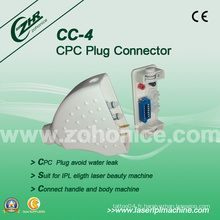 Nouveau connecteur de connectique CPC de conception CC-4