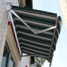 Balcony Electric Retractable Aluminum Strong Automatic Canopy Awning for Outdoor