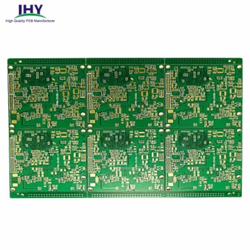6 Layer Fr4 Blind Buried Vis Hole PCB