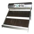 Schneller Betrieb Heat Pipe 18 Tube Solar Collector
