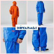 KOYANAGI Raincoat made of TORAY Entrant (special nylon) for work operations, fishing, etc. Made in Japan (working Rainwear)