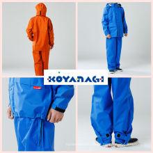 KOYANAGI Raincoat feito de TORAY Entrant (nylon especial) para operações de trabalho, pesca, etc. Made in Japan (Rain Coats)