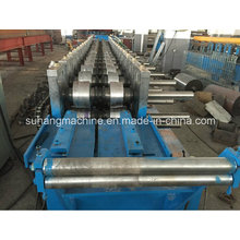 Gear Box Driving Door Frame Roll Forming Machine with PLC Panasonic