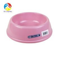 Bone Shape Plastic Fod Bowl Dog Cat Feeding Bowl 14kg/carton Carton size: 51*51*41.5cm Delivery Date: 5-7 days