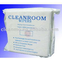 2000 Series cleanroom wipes Good Sorbency 70% Polyester and 30% Nylon Fiber cleaning wipes
