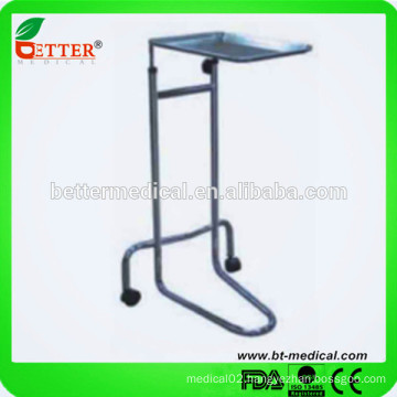 New design high quality stainless steel movable mayo table for sale