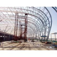 Hot-DIP galvanisierte Gebäude Stahl Truss