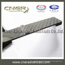 Углеродистое волокно толщины листа 2mm 3mm слипчивое