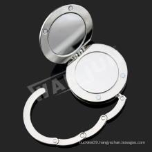 sedex 4p high quality blank mirror bag hanger hook