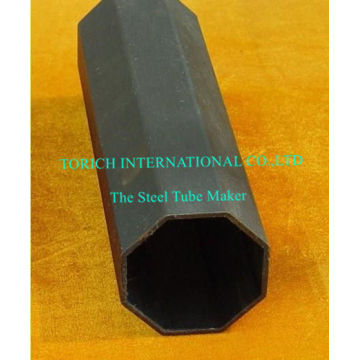 Pipa Seamless Octangon Steel GB / T 3094 Cold Drawn Tube 10 # Q195