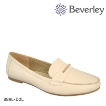 2015 Hot Sale White Flat Women Shoes for Spring Autume
