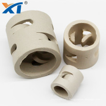 Random packing price 38mm ceramic pall ring for scrubbing actifier adsorbing cooling tower