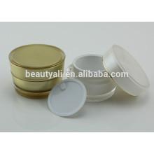 plastic cream acrylic cosmetic jars wholesale 2ml 5ml 10ml 15ml 30ml 50ml 100ml
