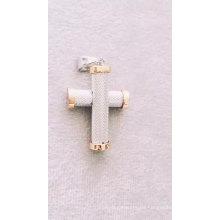 Neue Ankunft Einzigartige Männer Christian Kreuz Anhänger Edelstahl Kette Halskette