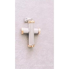 New Arrival Unique Men Christian Cross Pendant Stainless Steel Chain Necklace
