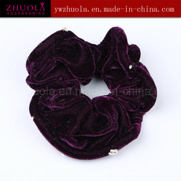 Fabric Hair Scrunchie for Girls Wholesale