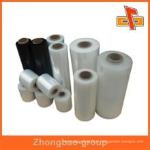Material de embalagem plástico fornecedor de china filme stretch transparente com alta extensão para embalagem protetora
