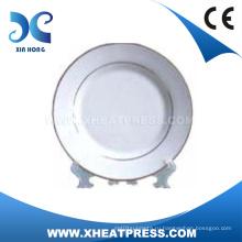 Хорошее качество 8′′ белые керамические пластины для печати