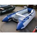 Barco de pesca inflável de borracha de PVC
