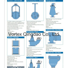 Qing Dao Vortex Penstock Made in China