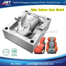 molde plástico del asiento de carro del bebé de la inyección para el fabricante del asiento de seguridad del bebé