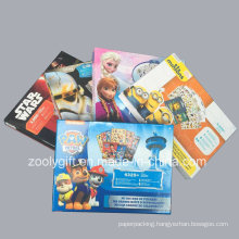 Customize Design Big Box of Sticker Collection Child Sticker Gift Boxes