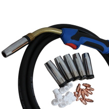 Economic and Reliable 36KD copper lead mig welding torch