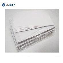 Card Raw Material Indigo Impressão digital Folha de PVC em tamanho A4