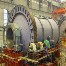 Moinho de bolas de cimento de grande diâmetro para equipamentos de cimento