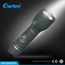 Mini grün wiederaufladbare LED-Taschenlampen GT-8303