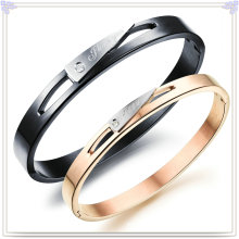 New Design Stainless Steel Jewelry Fashion Bangle (BR350)