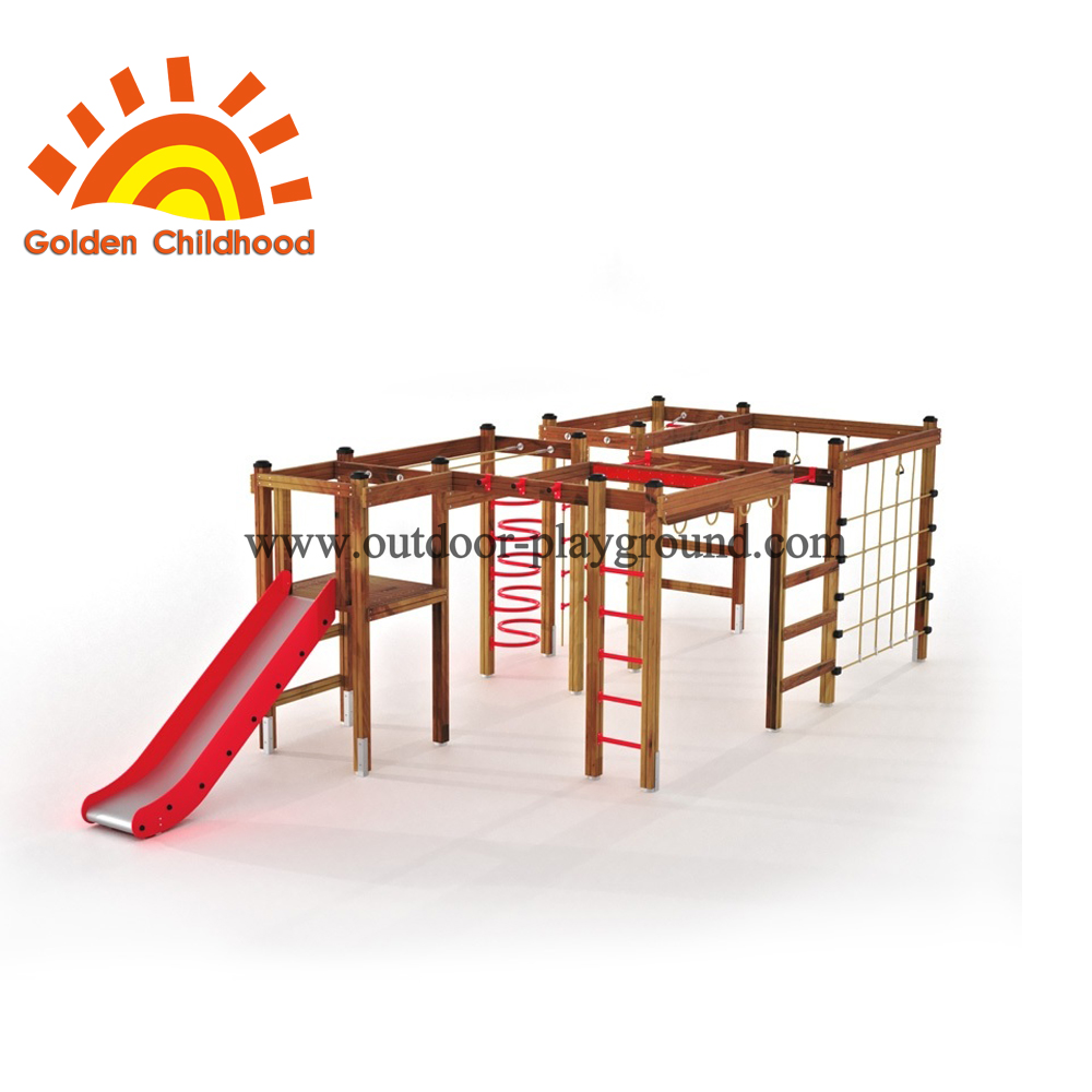 Activity Center with Slide