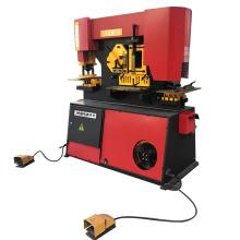 Easy operation iron worker /iornworker machine tools for punching shearing machine