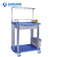 SKR054-IV01 ABS Hospital Medical Ambulance Nursing Trolley