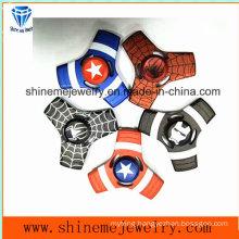 Shineme Hot Selling Metal Fidget Spinner Hand Spinner (SMFH081B)
