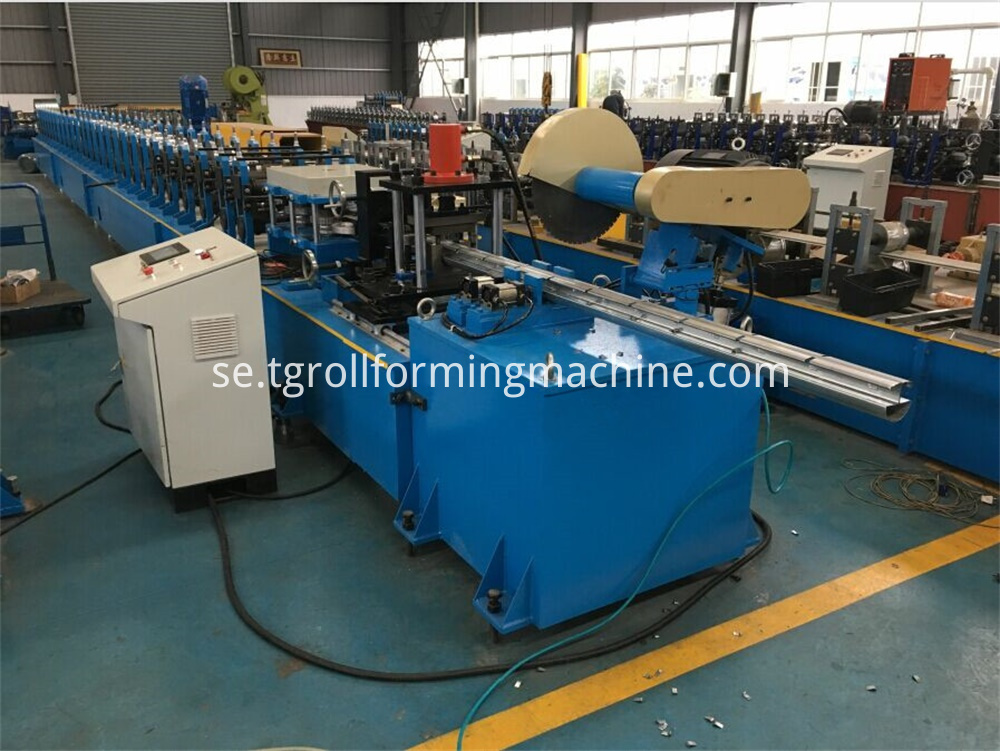 Peach shaped Column Type Forming Machine
