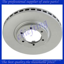 51712-H1000 313417 BG3936 DDF12691 DF6007 51712H1000 pour HYUNDAI rotor de disque de frein en céramique