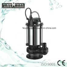 Погружные насосы для подачи воды с корпусом из нержавеющей стали