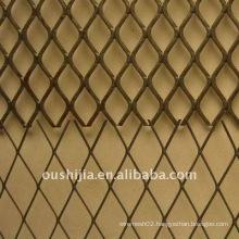 Good value diamond shape wire mesh(factory)