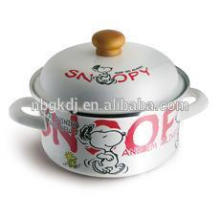 Easy cleanning and healthy pocelain enamel cookware  Easy cleanning and healthy pocelain enamel cookware