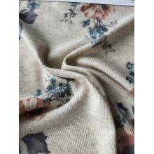Polyester Rayon Span Print Hacchi Jersey