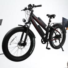 Factory Price Powerful Fat Tire Long Range Mountain Ebike