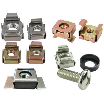 All Kinds Of High Quality Cage Nut M4,M5,M6,M8.M10,M12 in Stock,Cage Nut Factory