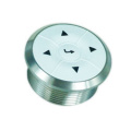 LED-Wasserdichter Automobil-5-Wege-Navigationsschalter