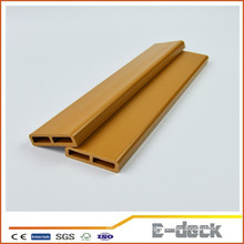 Eco-friendly recycled high quality Wpc hollow decking for outdoor flooring