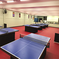 Installation facile portable Tennis de table Sol sportif