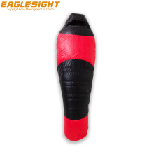 Compact Goose Down Folding Ultralight Sleeping Bag